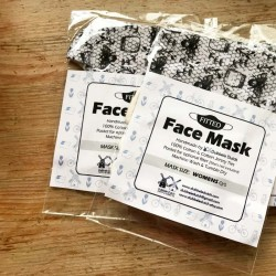 Bee Face Mask